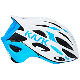 Kask Mojito16 Cykelhjelm hvid/turkis